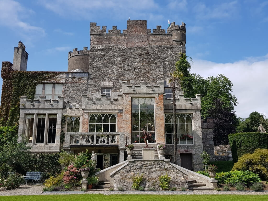 A picture of Huntington Castle in Clonegal, County Carlow, Ireland